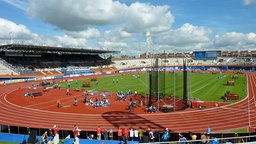 Das Olympiastadion in Amsterdam © sportschau.de/Bettina Lenner Foto: Bettina Lenner