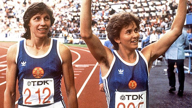east german female athletes drugs
