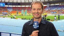 ARD-Moderator Claus Lufen